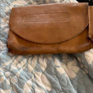 Wallet for belt